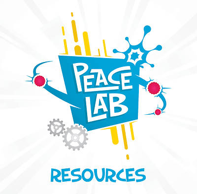 Vacation Bible School (VBS) 2018 Peace Lab: Resource DVD
