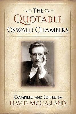 Picture of The Quotable Oswald Chambers [With CDROM]