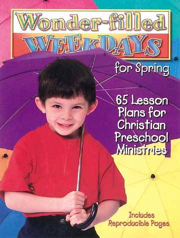 Picture of Wonder-filled Weekdays for Spring Downloadable