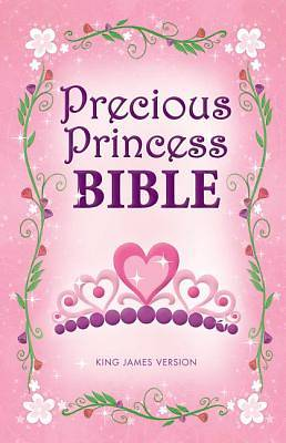 Precious Princess Bible-KJV
