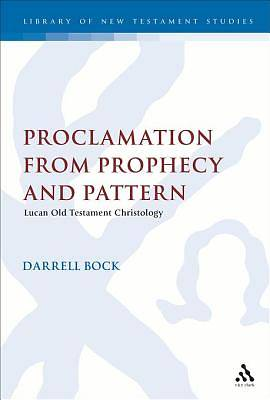 Picture of Proclamation from Prophecy and Pattern [Adobe Ebook]