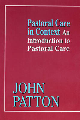 Picture of Pastoral Care in Context