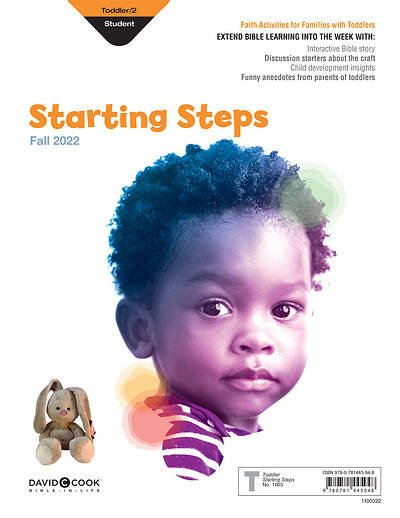 Bible-in-Life Toddler 2 Starting Steps Fall
