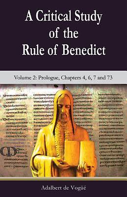 Picture of A Critical Study of the Rule of Benedict