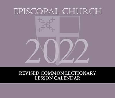 Picture of 2022 Episcopal Lesson Calendar