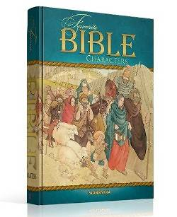 Picture of Favorite Bible Characters