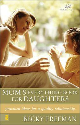 Moms Everything Book for Daughters