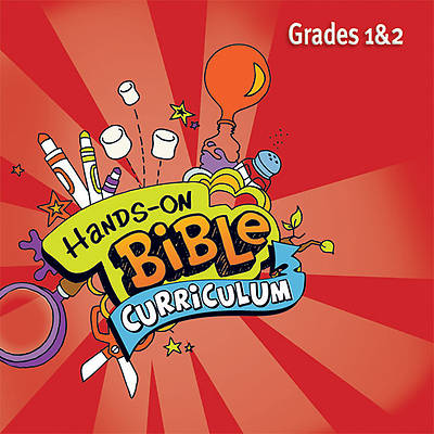 Groups Hands-On Bible Curriculum Grades 1 & 2 CD Fall 2012