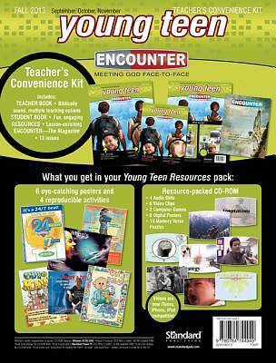 Standard Encounter Young Teen Teachers Kit Fall 2013