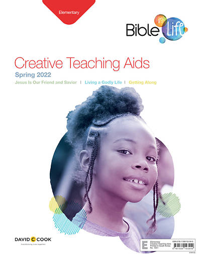 Bible in Life Elementary Creative Teaching Aids Spring