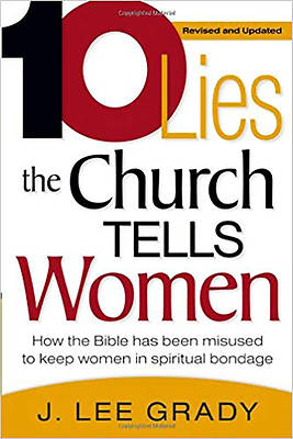 Picture of 10 Lies the Church Tells Women