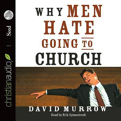 Why Men Hate Going to Church CD