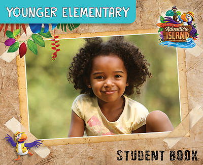 Picture of Vacation Bible School (VBS) 2021 Discovery on Adventure Island Younger Elementary Student Book (Grades 1-2) (Pkg of 6)