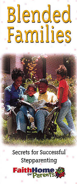 Picture of FaithHome for Parents African American Blended Families (package of 12)