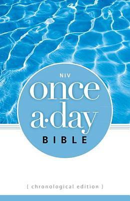 New International Version Once-A-Day Bible Chronological Edition