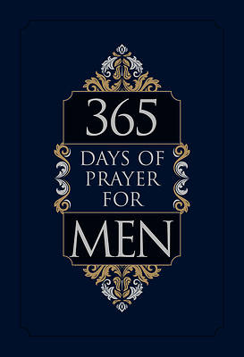 Picture of 365 Days of Prayer for Men