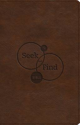 ESV Seek and Find Bible (Trutone A)