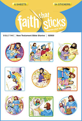 Picture of New Testament Bible Stories
