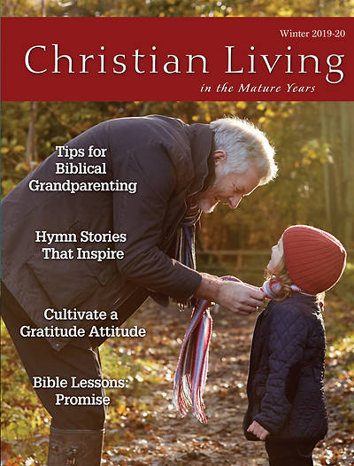Christian Living in the Mature Years Winter 2019-2020