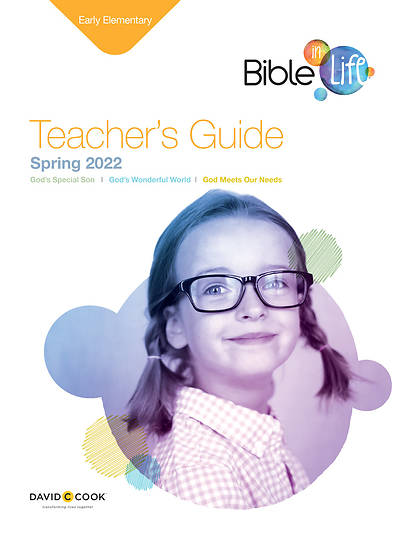 Bible in Life Early Elementary Teacher Guide Spring