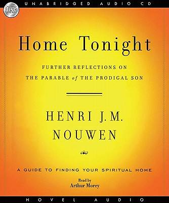 Home Tonight Audio CD