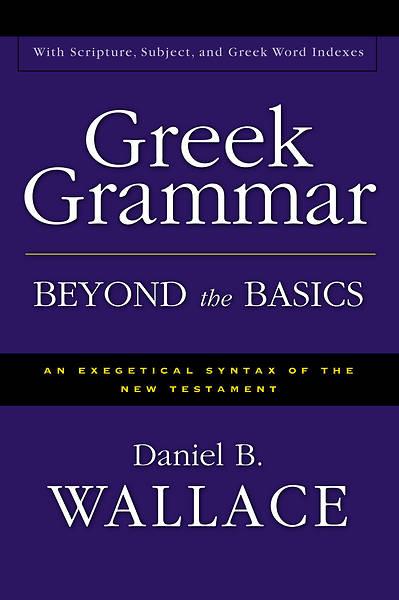 Picture of Greek Grammar Beyond the Basics