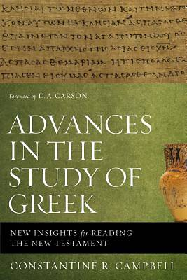 Picture of Advances in the Study of Greek