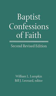 Picture of Baptist Confessions of Faith