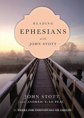 Picture of Reading Ephesians with John Stott