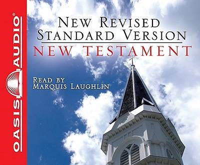 New Revised Standard Version New Testament Audio CD