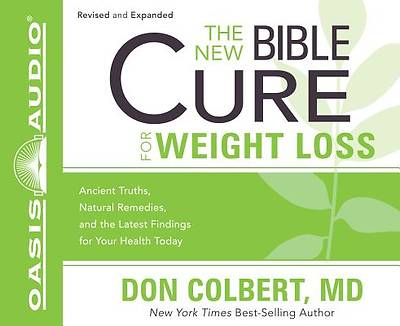 The New Bible Cure for Weight Loss (Library Edition)