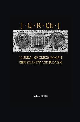 Picture of Journal of Greco-Roman Christianity and Judaism, Volume 16