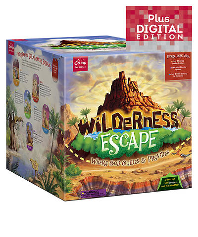 Vacation Bible School (VBS 2020) Wilderness Escape Ultimate Starter Kit  Plus Digital  Plus Digital