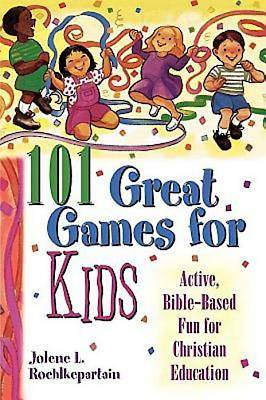Picture of 101 Great Games for Kids
