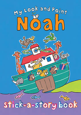 Picture of My Look and Point Noah Stick-A-Story Book