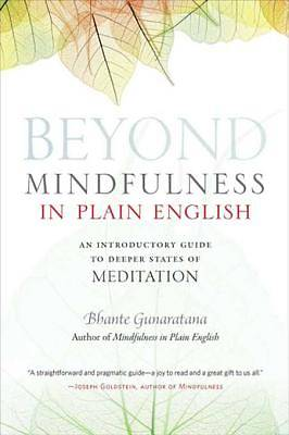 Beyond Mindfulness in Plain English [ePub Ebook]