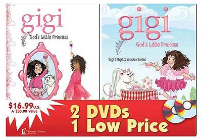 Picture of Gigi DVD Set