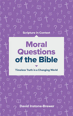 Picture of Moral Questions of the Bible