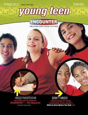Encounter Young Teen Teacher Book Spring 2013
