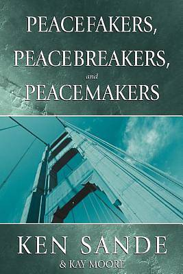 Peacefakers, Peacebrakers, Peacemakers