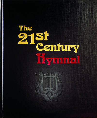 Picture of HYMNAL BAPTIST ACCT BLACK 21ST