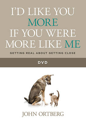 Picture of I'd Like You More If You Were More Like Me DVD