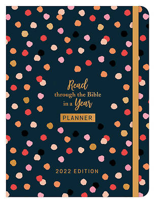 Picture of Read Through the Bible in a Year Planner
