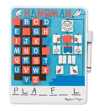 Picture of Flip to Win Hangman Game