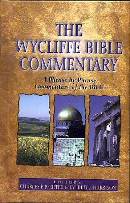 Picture of The Wycliffe Bible Commentary