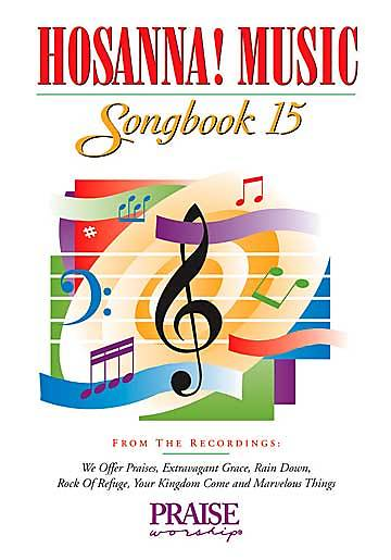 Hosanna Music Songbook 15