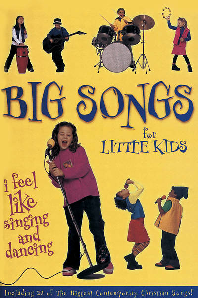 Big Songs for Little Kids Listening CD