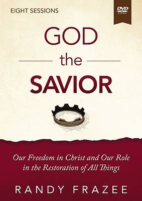Picture of The Story of God the Savior Video Study
