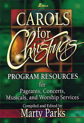 Picture of Carols for Christmas; Program Resources Book