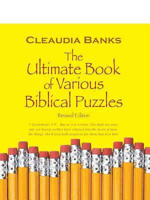 Picture of The Ultimate Book of Various Biblical Puzzles
